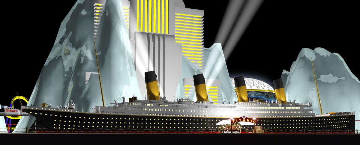 Titanic casino las accept account casino checking online that